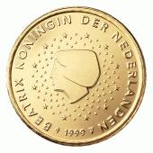 Euro coin dutch