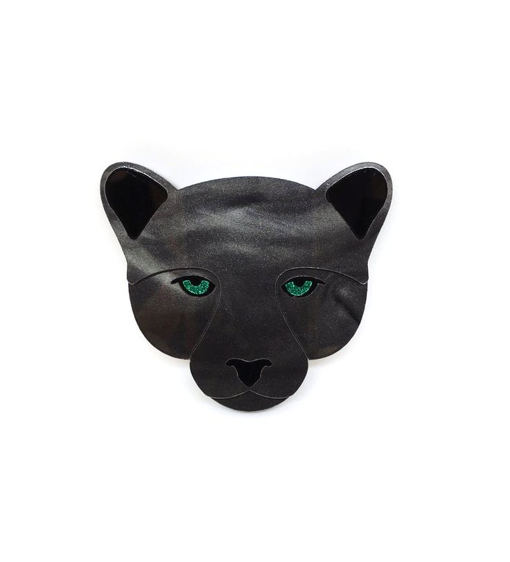 Prowling Panther Brooch