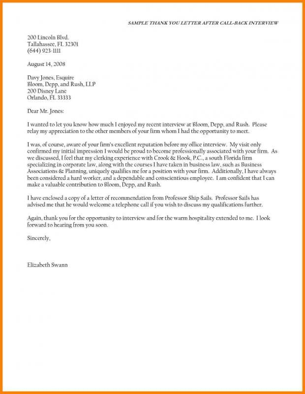 Thank You Letter For Referral | template | Pinterest | Letter ...
