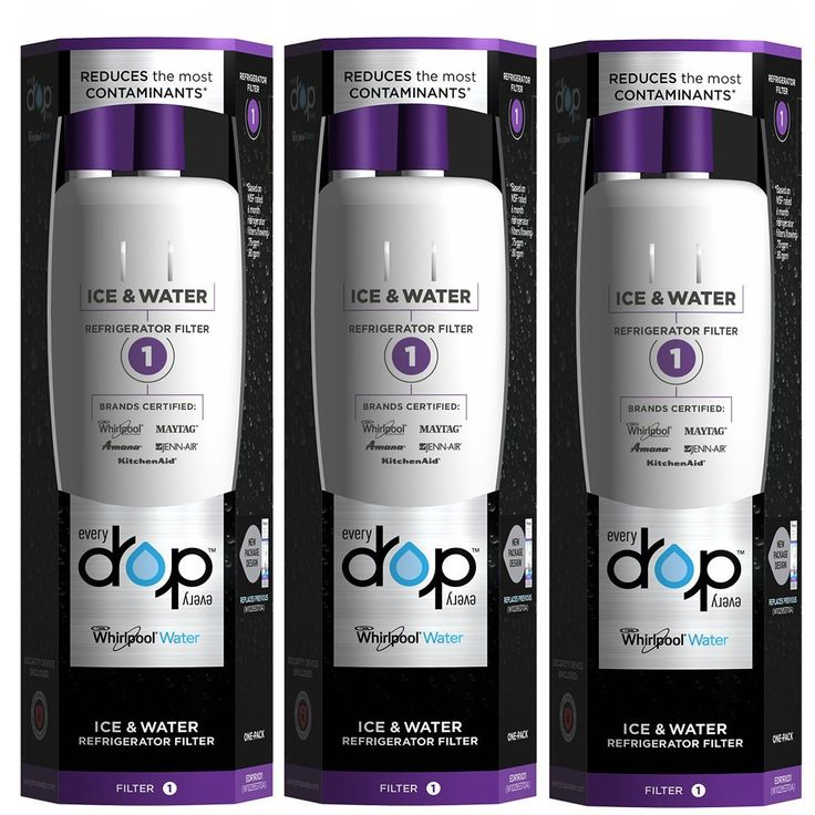 Everydrop Filter 1 Whirlpool Filter 1 Edr1rxd1 P8wb2l