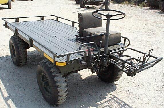 M274 Mule 4x4