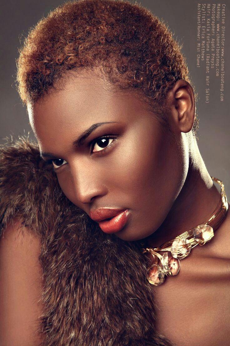 Dark N Lovely Natural Hair Styles Short Natural Hair Styles Black Natural Hairstyles