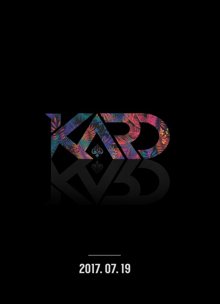 K.A.R.D Announces Official Debut Date With New Teaser Image | Soompi
