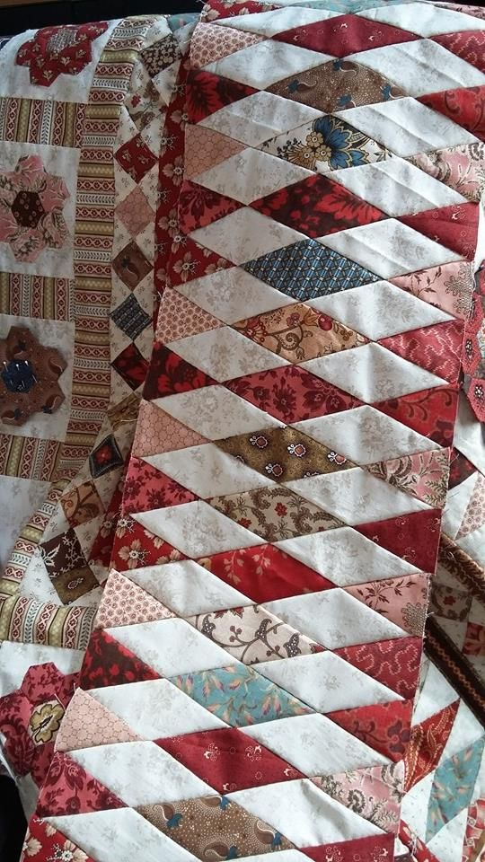 Mrs Billings Quilt