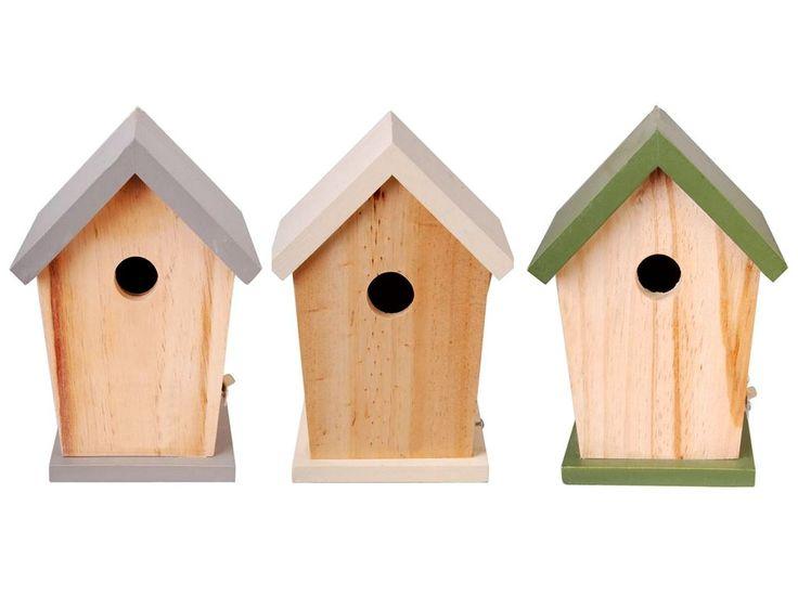 Super Oltre 25 idee originali per Casette per uccelli su Pinterest  SJ23