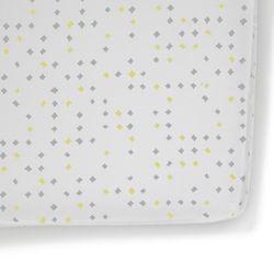 *NEW* Petit Pehr Crib Sheet - Grey Const