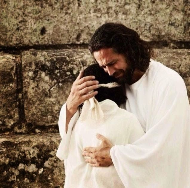 The Atonement of Jesus Christ - favorite pictures, thoughts and a handout on the Atonement.