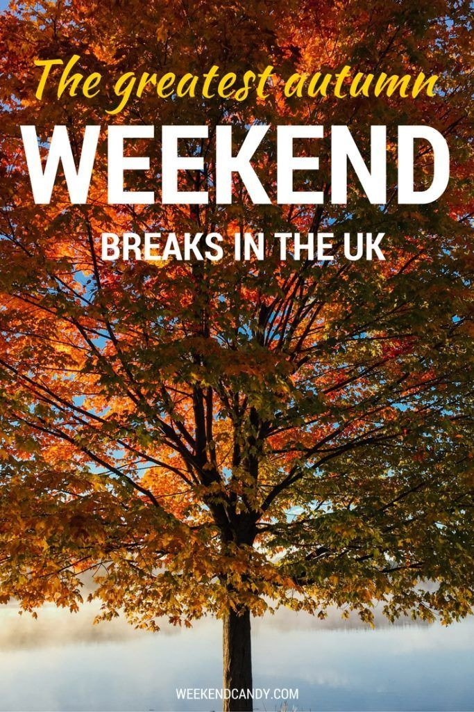 Red stags rutting, carnivals bursting to life, beaches quieting to a hush and trees bursting into flame – they're just some of the autumn treats that await you on a weekend break in the UK. Check out my top breaks to take this autumn and plan your next mini holiday now!