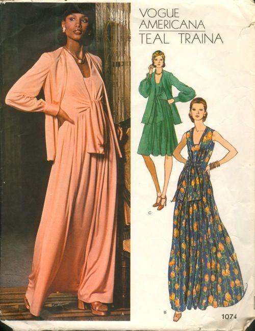 191 besten Vintage Clothing Patterns Bilder auf Pinterest | Retro ...