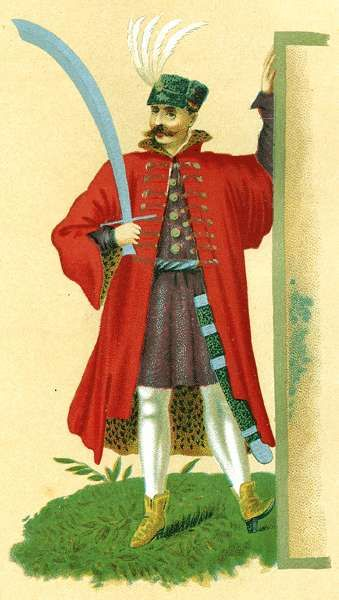 Magyar  1572