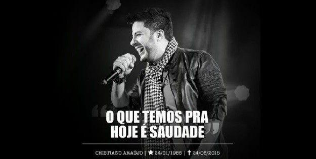 Notícias da TV | Morte de Cristiano Araújo turbina programas da Record e Vídeo Show