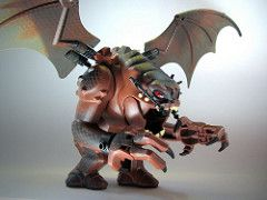 Lego Rancor Dragon (Fantastic Brick) Tags: lego rancor custom rancordragon…