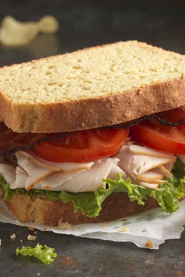De grano entero receta de pan sin gluten