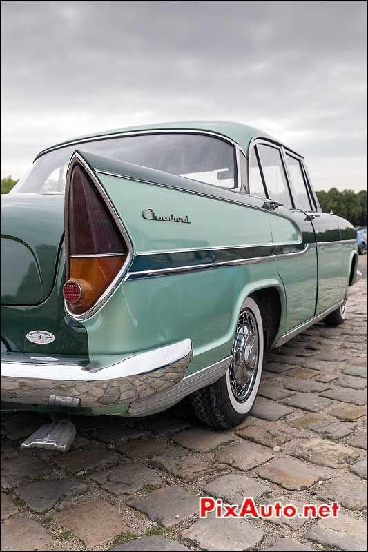 Simca Chambord ^ https://de.pinterest.com/Gerhal27/auto-simca/