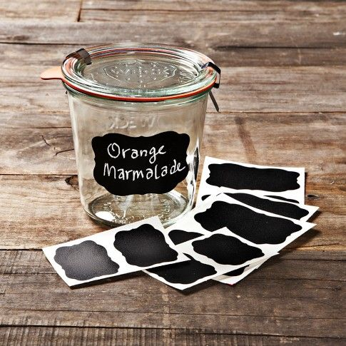 Chalkboard Labels, Set of 12.   Need these for my decanters.
