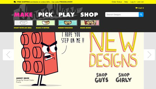 10 brilliantly innovative website menu designs   Web design   Creative Bloq http://www.creativebloq.com/web-design/website-menu-designs-4132471