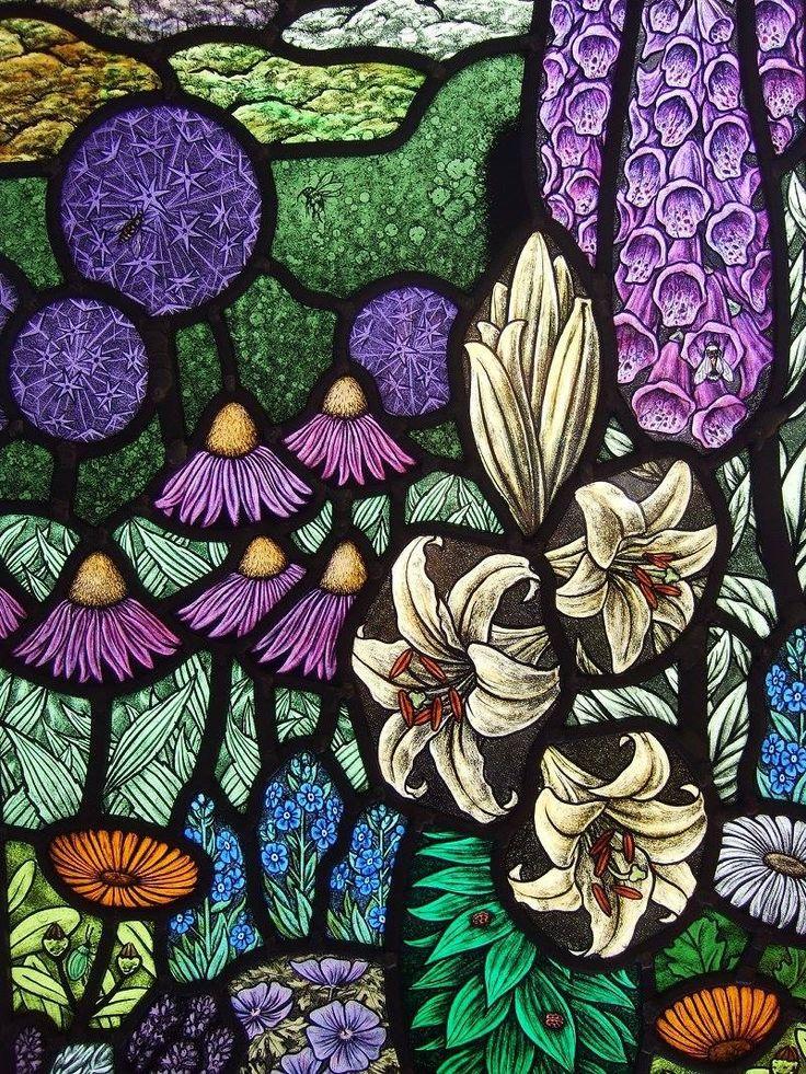 Best 25+ Painted glass windows ideas on Pinterest | Window ...