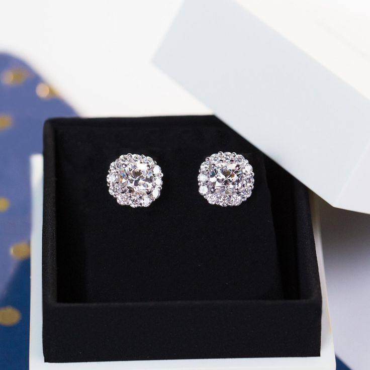 The perfect gift? A stunning pair of Forevermark diamond earrings