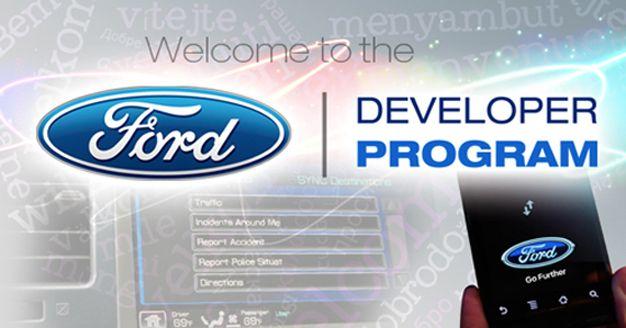 Ford's Developer Program