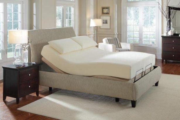 Bedroom Set Full Size Electric Adjustable Bed Frame Adjustable