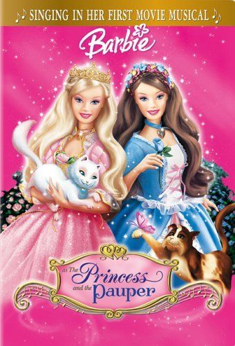 Barbie movies! I love this one! I remember that I had these two dolls ❤❤❤