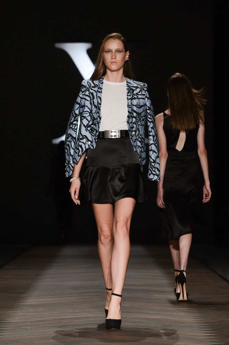 The Northern Sky Print Blazer by CAMILLA AND MARC at MBFWA