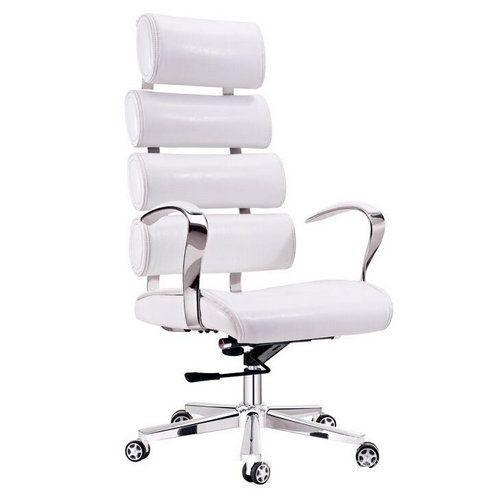 Ergonomischer Stuhl Weiß