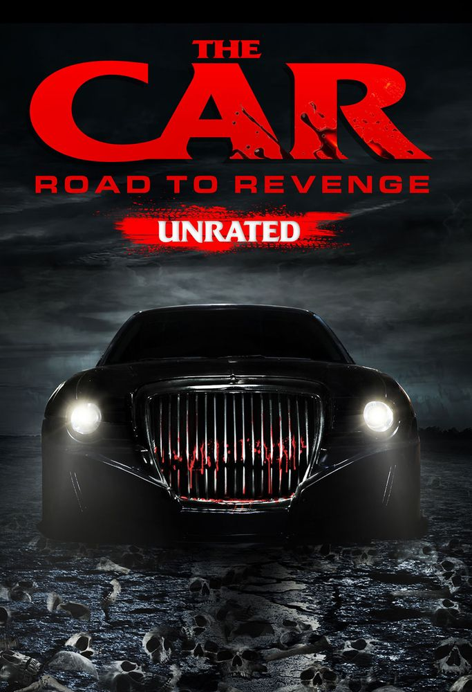 The Car Road To Revenge Dvd 2018 Best Buy Revenge Cyberpunk City Horror Movies