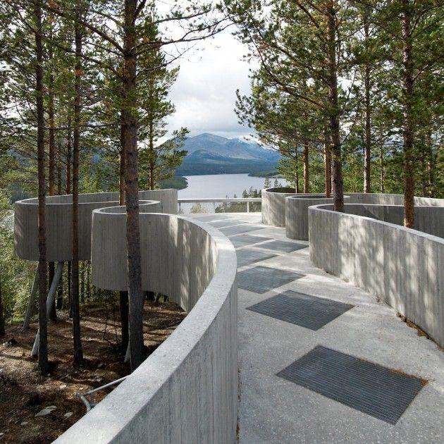 Sohlbergplassen Viewpoint by Carl-Viggo Hølmebakk