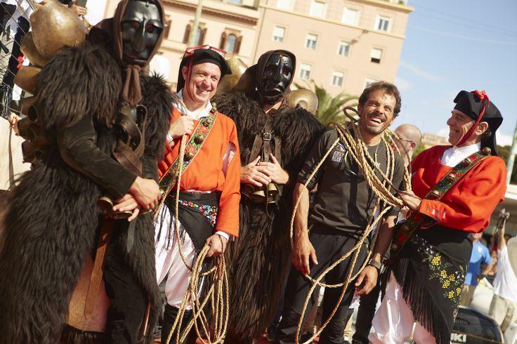 Con i Manuthones e preso al lazo dagli Issohadore di Mamoiada