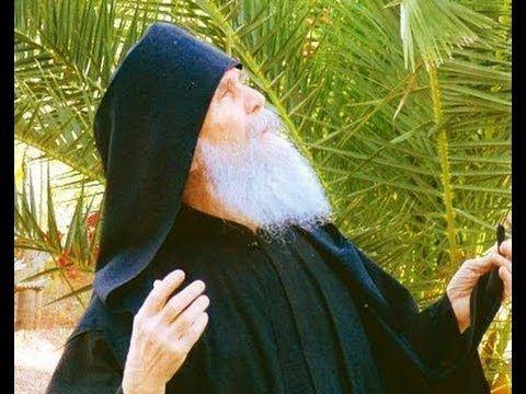 Elder Ephraim: On Contemplation