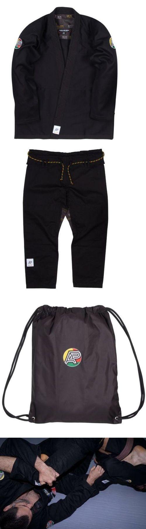 Uniforms and Gis 179774: Albino And Preto Batch 15 Riydm Size A2 Black Shoyoroll Bjj Jiu Jitsu Gi -> BUY IT NOW ONLY: $280 on eBay!