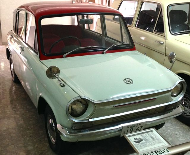 1967 Mazda Carol
