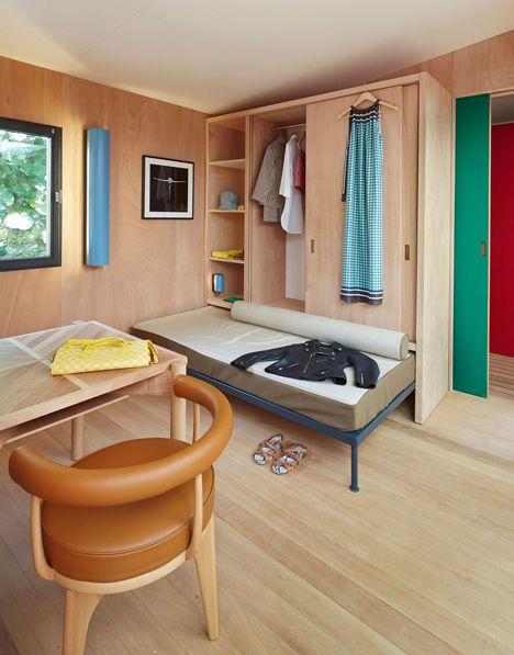 Charlotte Perriand La Maison au bord de leau Louis Vuitton at Design Miami 2013_dezeen_5