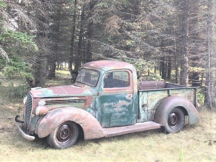 The Butcher S Hot Rod 1938 Ford 1 2 Ton Pickup Classic Pickup