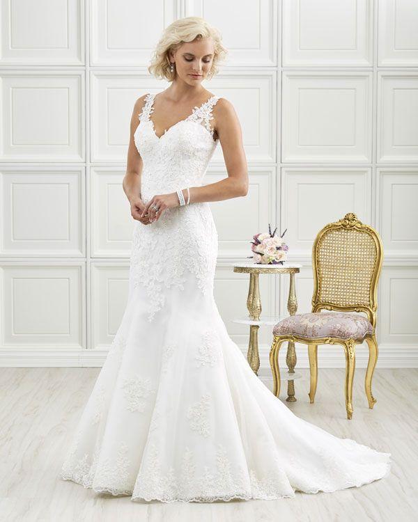 Romantic Bridals - Style 7206
