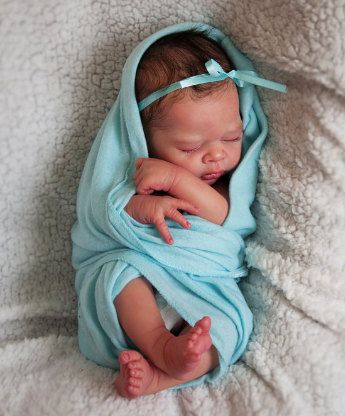 Reborn Baby Arinne with FREE Anatomically by RealFeelReborns