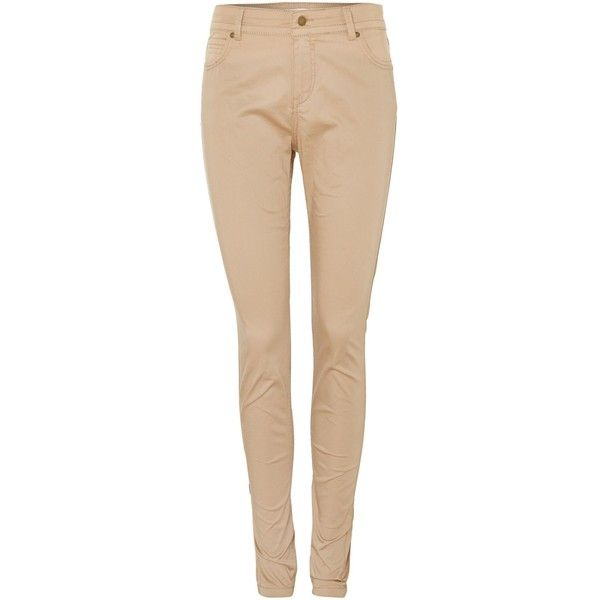 Barbour Rymill Slim Fit Panelled Jeans ($56) ❤ liked on Polyvore featuring jeans, clearance, sand, dark wash jeans, zipper jeans, beige jeans, slim cut jeans and slim fit jeans
