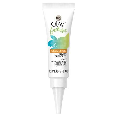 Olay Fresh Effects Clear Skin Spot Zinger! Acne Spot Treatment, .5 fl oz