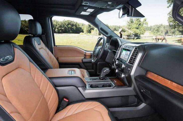 Limited Interior Ford trucks, Ford pickup trucks, Ford f150