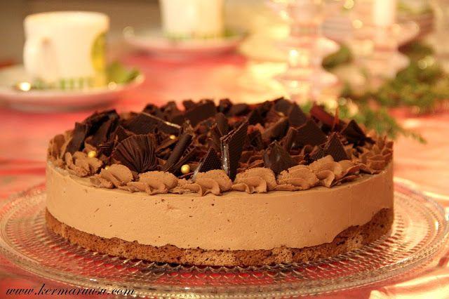 Kermaruusu: After Eight- kakku