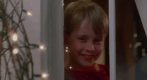 New party member! Tags: christmas movies home alone macaulay culkin