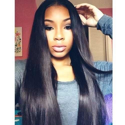 Prime 1000 Images About Black Weave Hairstyles Long Silky Straight On Short Hairstyles For Black Women Fulllsitofus
