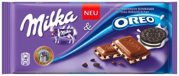 Milka Chocolate | Community Post: 13 Sweets From Around The World That Are Worth The Cavities