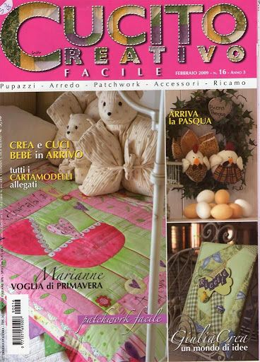 Cucito Creativo nº 16 - Lemon Cat - Picasa Web Albums