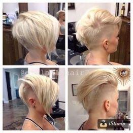 Best 25 Shaved Side Hair Ideas On Pinterest Side Cut