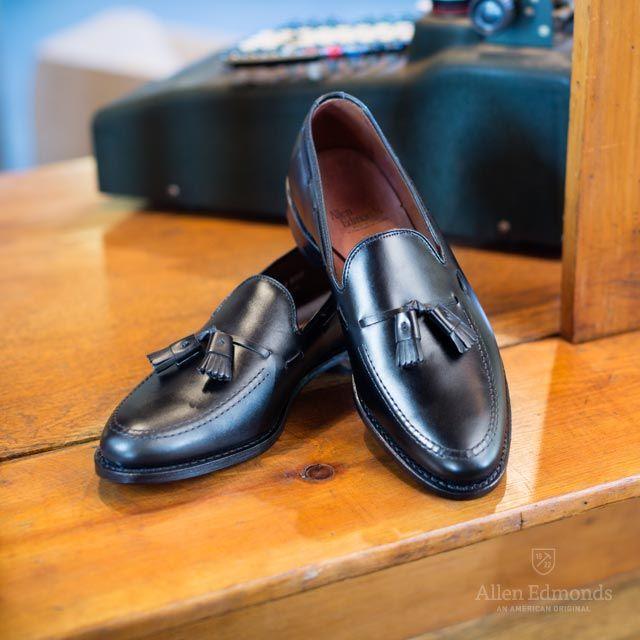 Allen Edmond S Boat Shoes