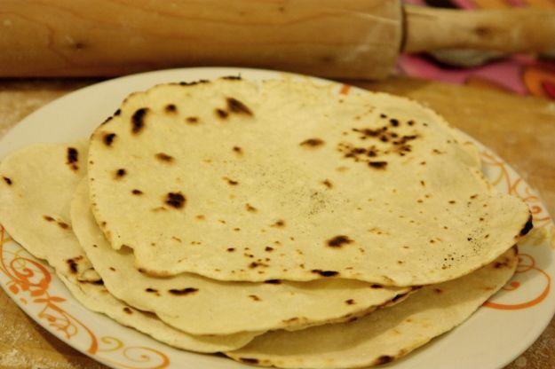 Piadina di farina di riso, ricetta senza glutine   PourFemme