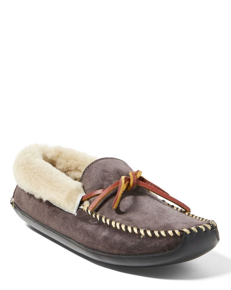 Polo Holiday Yarmond Suede Slipper