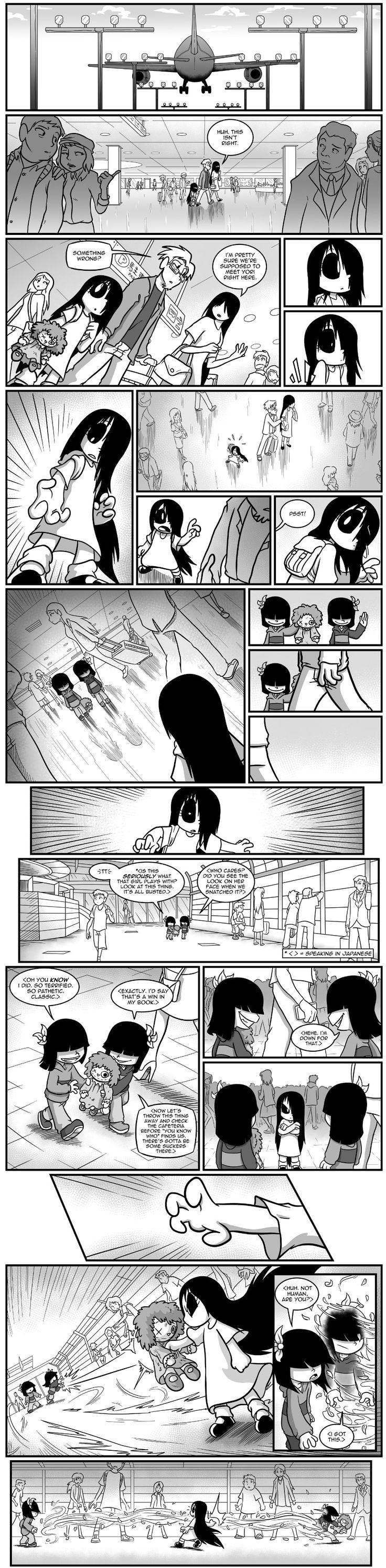Erma :: Erma- The Family Reunion Part 5 | Tapas - image 1